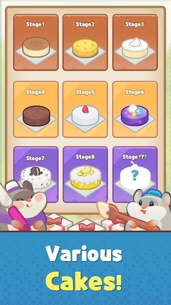 仓鼠蛋糕厂破解版图2
