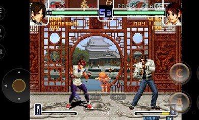 拳皇2002破解版无限大招图2