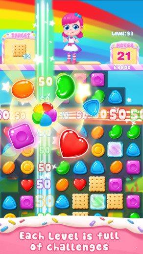 欢乐糖果消最新红包版图2