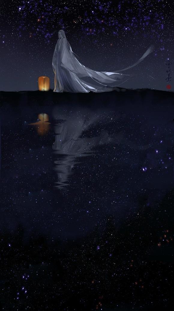 我向你奔赴而来你就是星辰大海图片图3