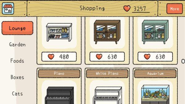 萌宅物语最新厨房农场破解版图2