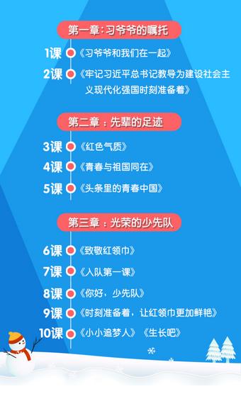 国少工委寒假10课app图3