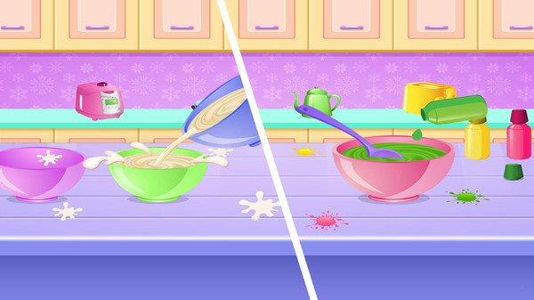 冰冻奶油蛋糕图2