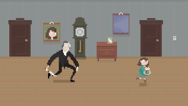 像素house恐怖游戏图2