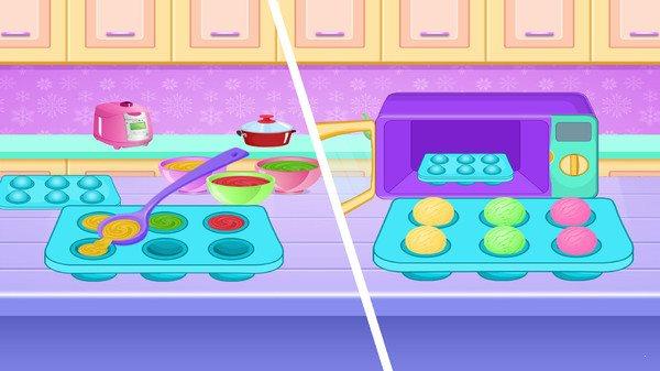 冰冻奶油蛋糕图3