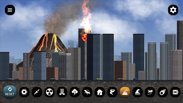 城市粉碎模拟器无冷却版图3
