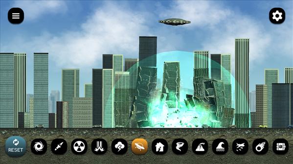 城市粉碎模拟器无冷却版图1