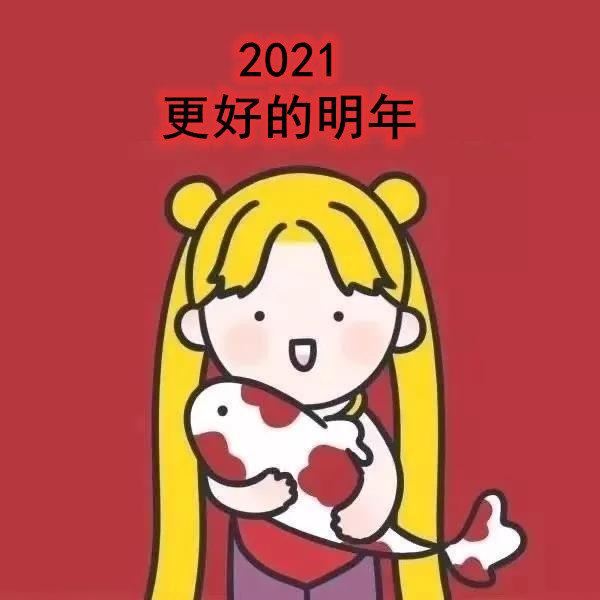 2021会更好表情包图2