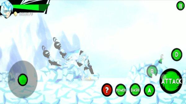 超级冰雪男孩手游图1