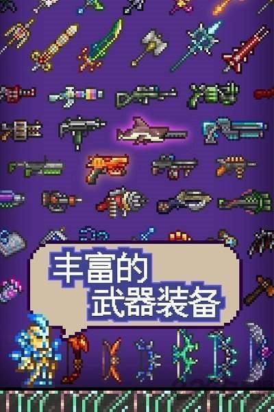 泰拉瑞亚1.5.3中文无限金币破解版图3