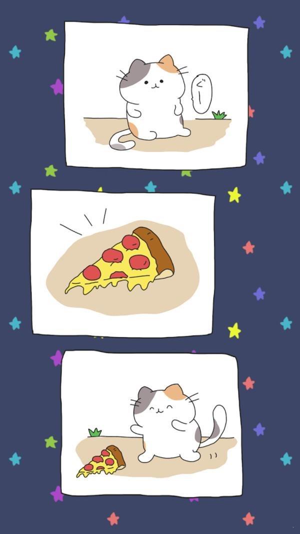 太空猫我想吃披萨图3