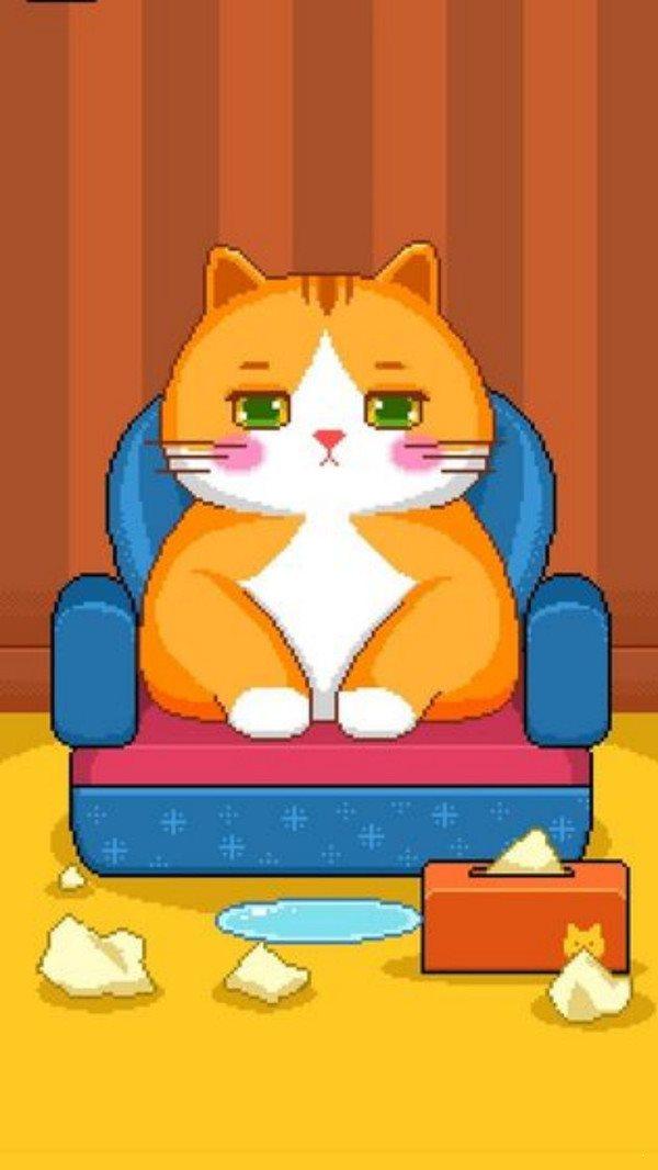 肥宅快乐猫世界图4