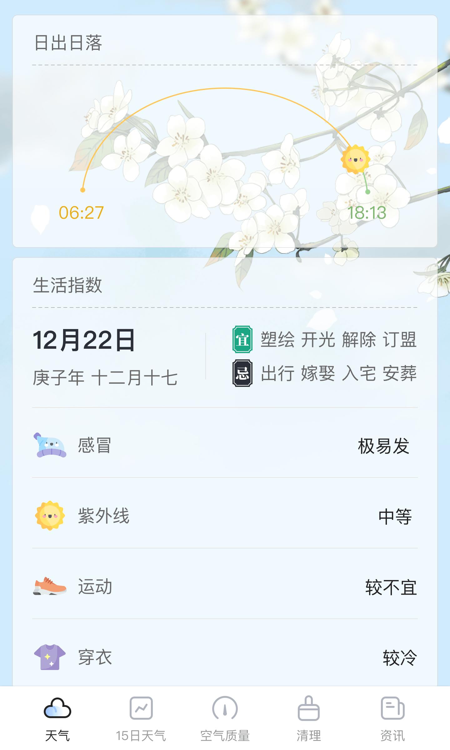 荔枝天气图1