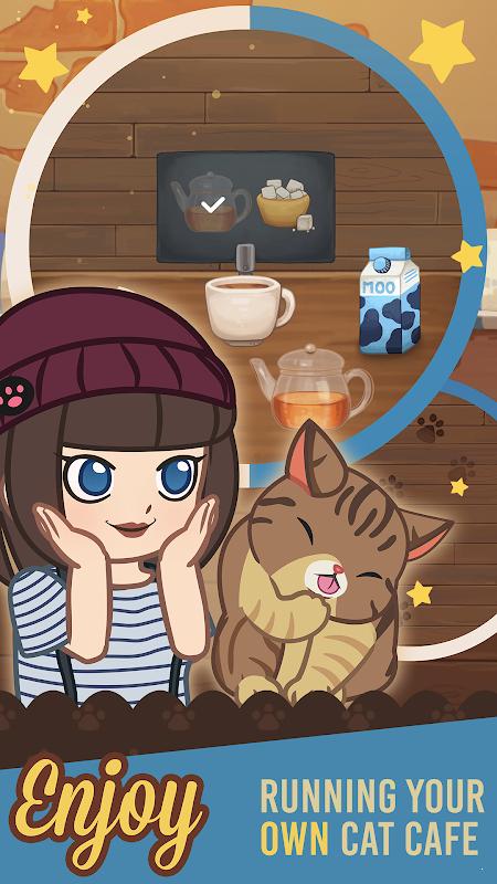 绒毛猫咖啡厅破解版图2