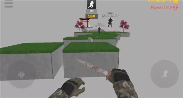 cs跳跃模拟器中文版图1