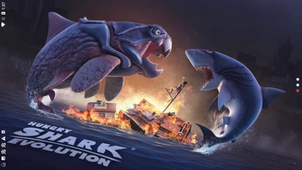 饥饿鲨进化最新破解版2021图2