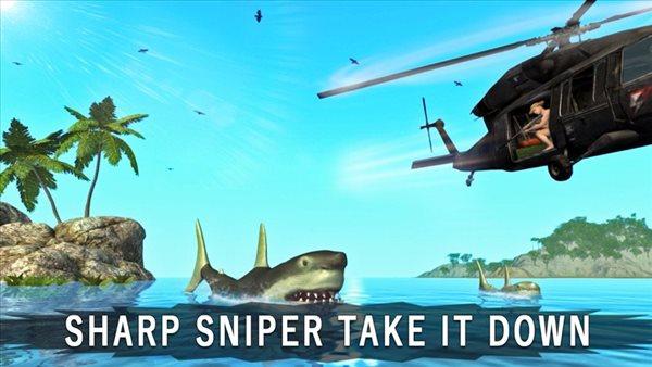 鲨鱼猎手3D