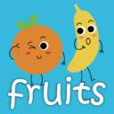 儿童启蒙水果乐园中英版