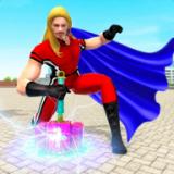 铁锤人机器人英雄