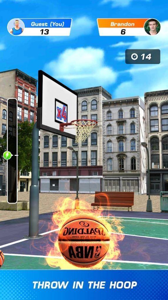 篮球冲突扣篮大赛图3