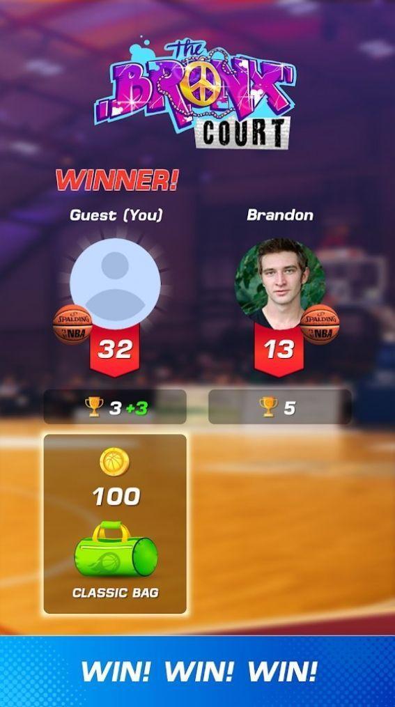 篮球冲突扣篮大赛图2