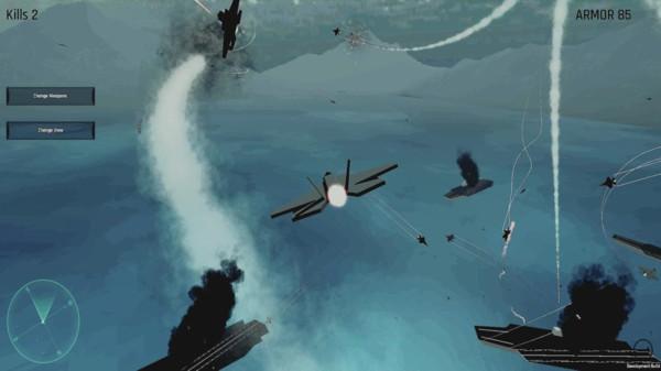 空战飞行模拟器图2