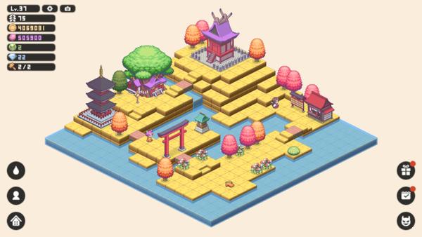 像素神庙游戏