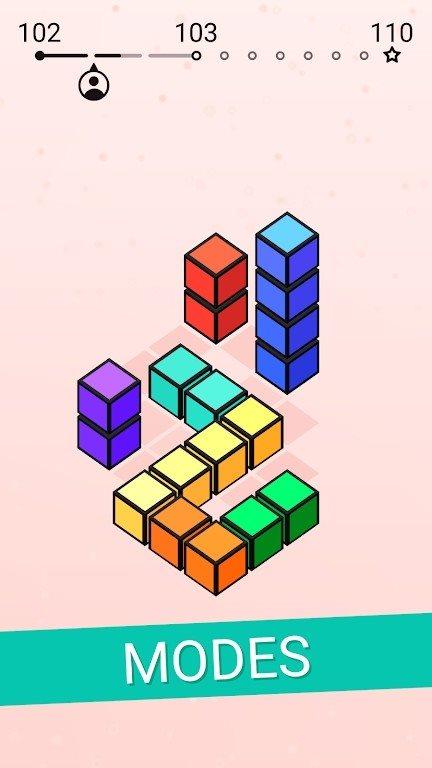 塔楼拼图图3