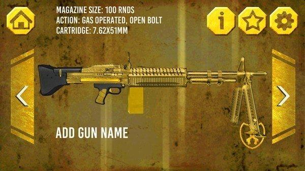 黄金武器模拟器图3