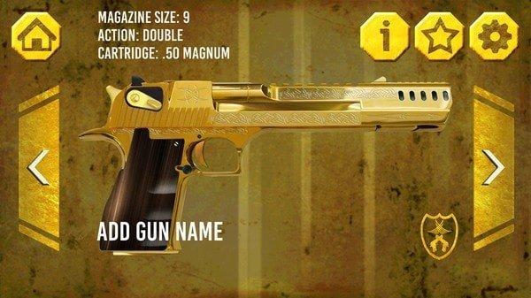黄金武器模拟器图1