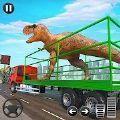 卡车动物运输救援