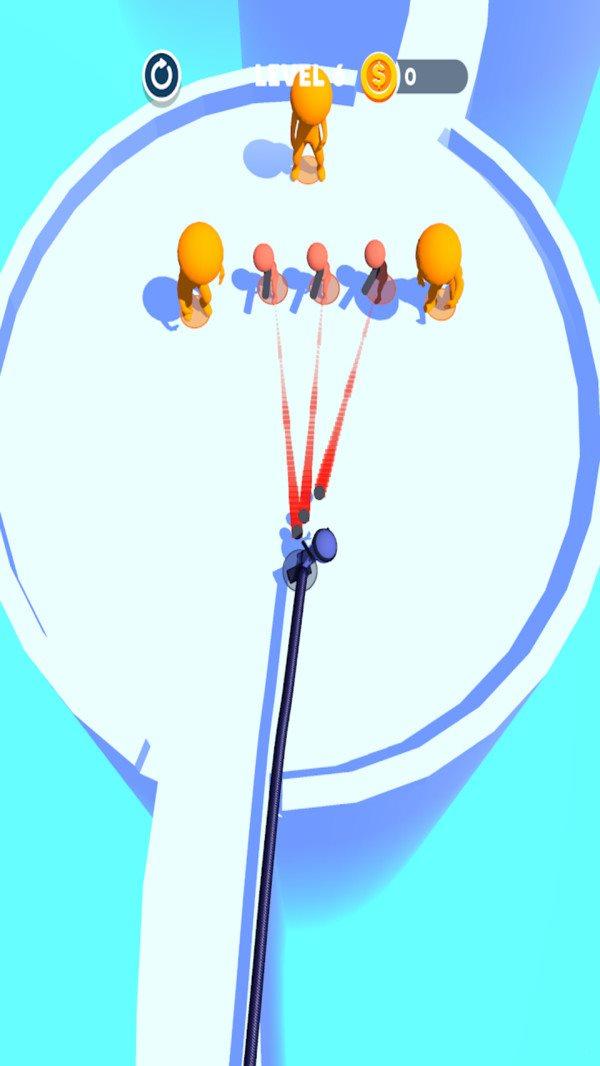 绳索切割忍者图1