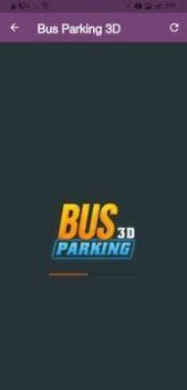大巴停车场3D图3