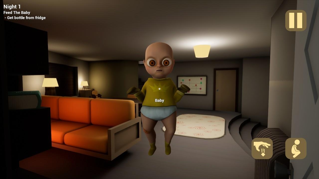 黄衣婴儿图4