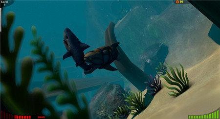 海底大猎杀手游下载中文版破解版图1