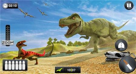 终极恐龙猎手图1