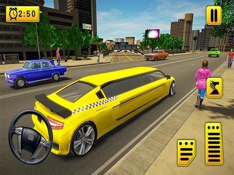 豪华出租车