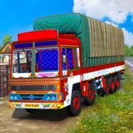 驾驶真正的印度卡车