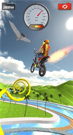 弹弓摩托车图1