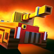 方块坦克战争3D