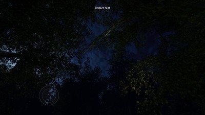 恐怖漆黑森林
