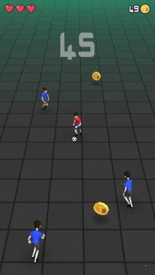足球花式过人图1