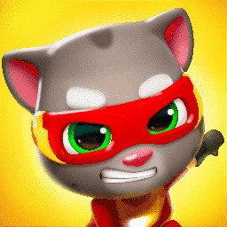 汤姆猫炫跑游戏红包版