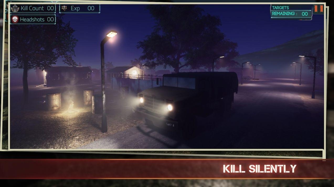 黑夜狙击手图4