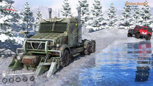越野卡车驾驶图1
