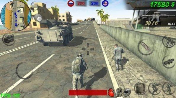 突击士兵大作战3D
