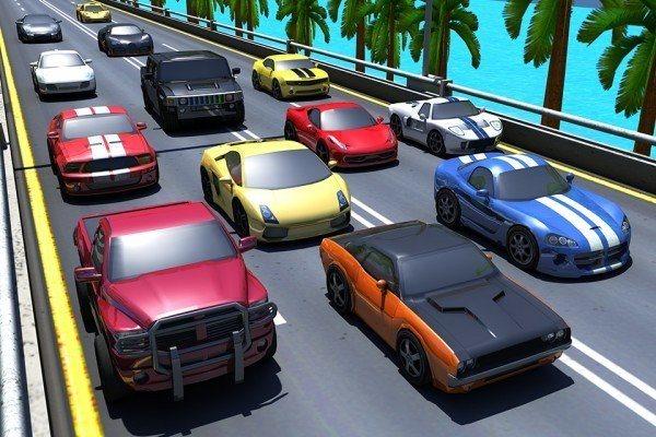 公路汽车赛车