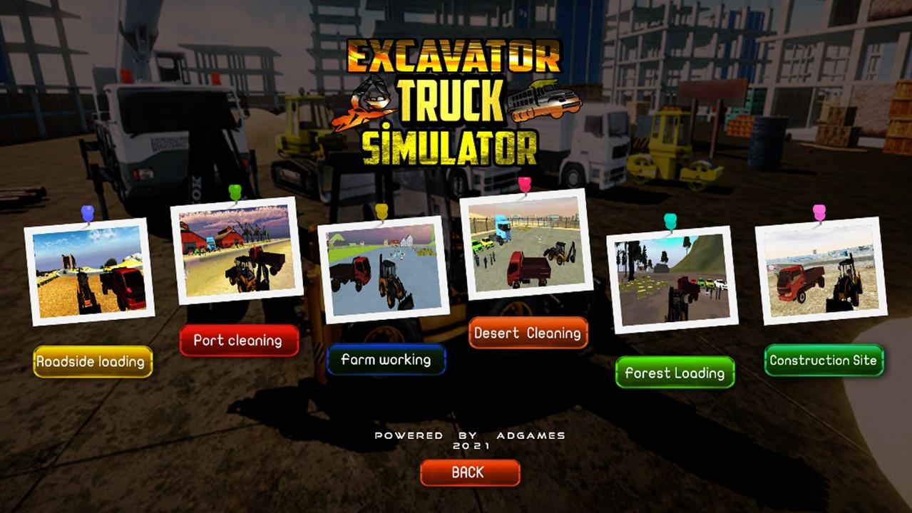 挖掘机模拟器游戏图4