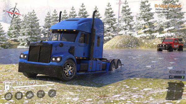 越野卡车驾驶图3