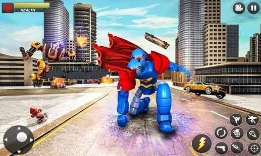 飞行英雄城市战斗图2